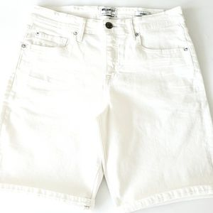 William Rast Men's Denim Shorts Stretchy